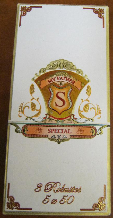 A picture of the My Father S Special Packaging
